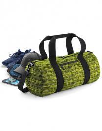 Duo Knit Barrel Bag